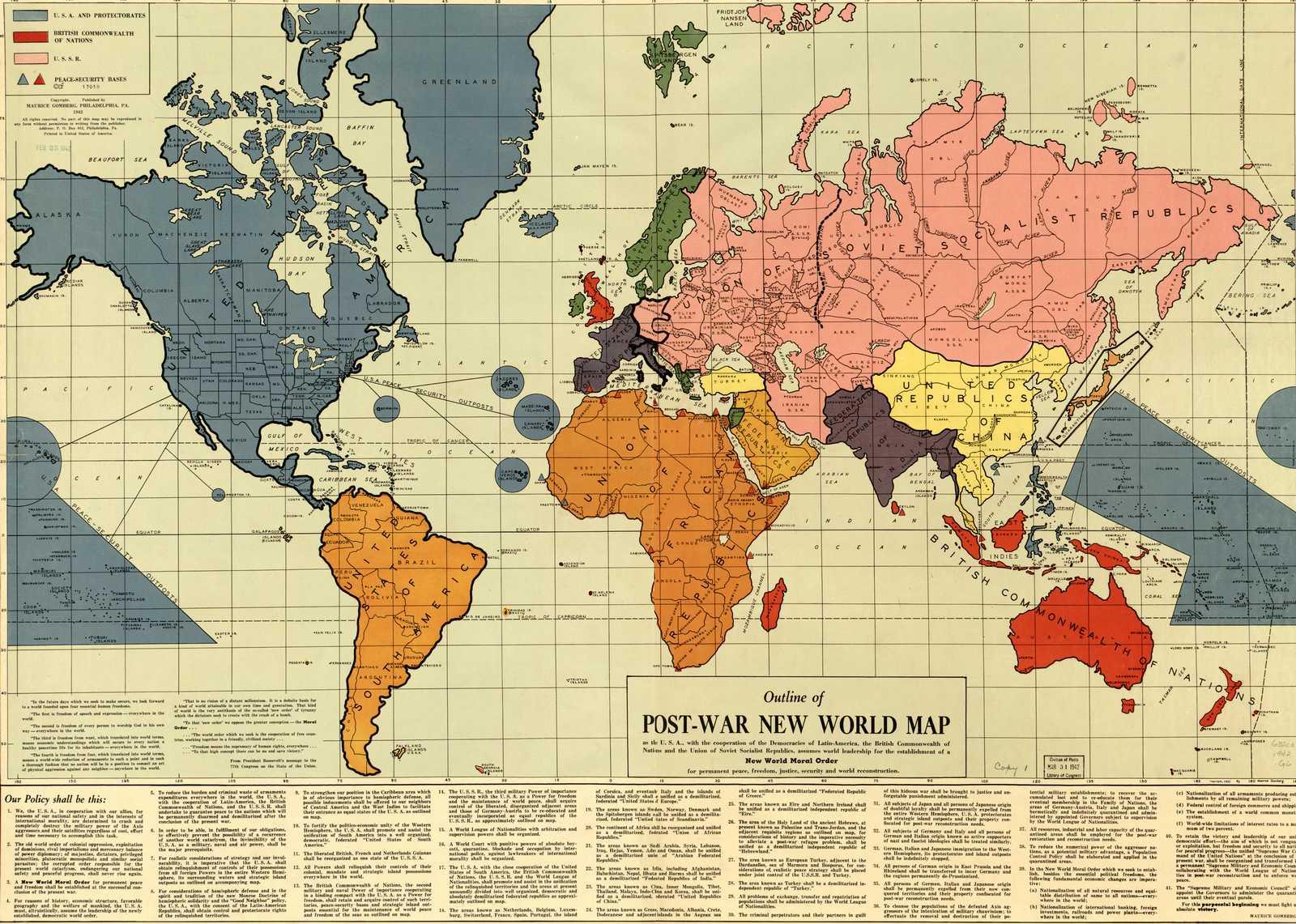 Massive Squad » Blog Archive » Blogs: Strange Maps