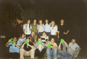 Squad (13. Oktober 2001)