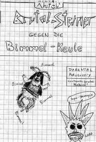Brutal-Steiner gegen dei Bimmel-Keule