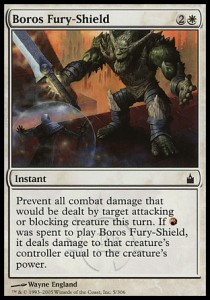 Boros Fury-Shield